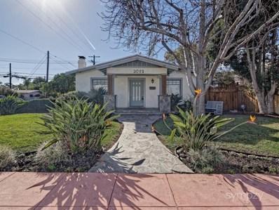 3095 Kalmia St, San Diego, CA 92104 - MLS#: 180004584