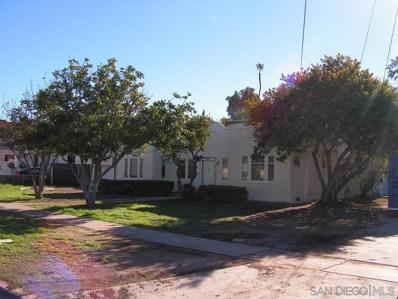 268 I Street, Chula Vista, CA 91910 - MLS#: 180004640