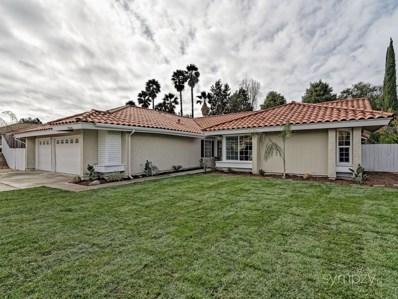 17418 Saint Andrews Dr, Poway, CA 92064 - MLS#: 180004643