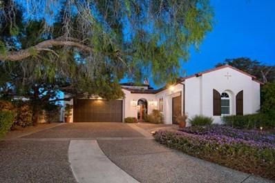 7460 Las Lunas, San Diego, CA 92127 - MLS#: 180004684