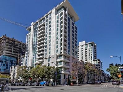 425 W Beech St UNIT 1401, San Diego, CA 92101 - MLS#: 180004692