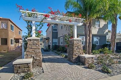 4461-67 Central Avenue, San Diego, CA 92116 - MLS#: 180004724