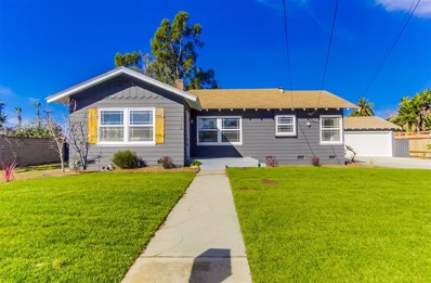 116 Ellery St, Oceanside, CA 92054 - MLS#: 180004805