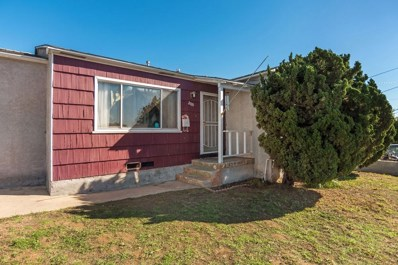 2031 Muscat St, San Diego, CA 92105 - MLS#: 180004990