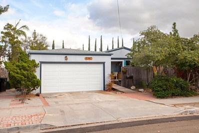 5367 Hewlett, San Diego, CA 92115 - MLS#: 180005033