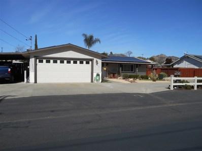 13040 Lindo Lane, Lakeside, CA 92040 - MLS#: 180005036