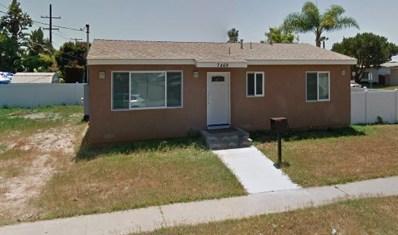7469 Beagle St, San Diego, CA 92111 - MLS#: 180005083