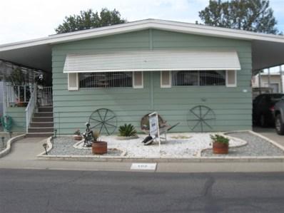 27601 Sun City Blvd UNIT 108, Sun City, CA 92586 - MLS#: 180005215