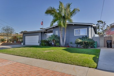 132 Sierra Way, Chula Vista, CA 91911 - MLS#: 180005234
