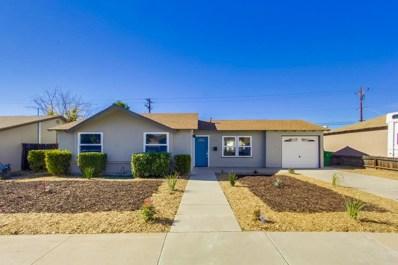 1730 Burnet St, El Cajon, CA 92021 - MLS#: 180005291