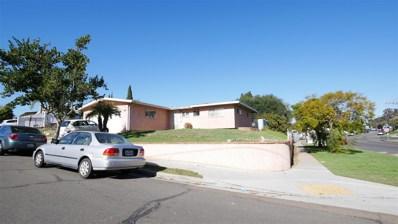 2249 Calle Tortuosa, San Diego, CA 92139 - MLS#: 180005356