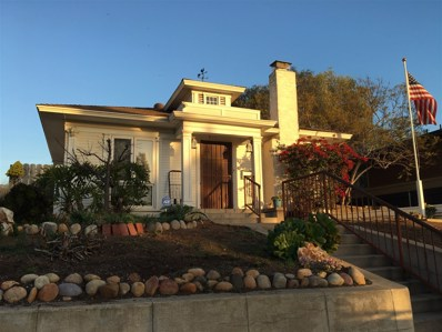 815 26th Street, San Diego, CA 92102 - MLS#: 180005382