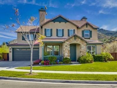 3130 Crane Ave, Escondido, CA 92027 - MLS#: 180005408