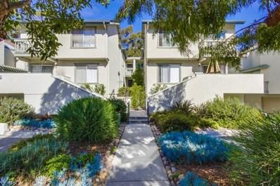 7016 Park Mesa Way UNIT 30, San Diego, CA 92111 - MLS#: 180005715
