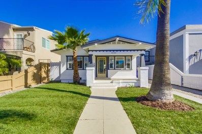 4633 Ohio St, San Diego, CA 92116 - MLS#: 180005752