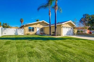 136 Harding St, Oceanside, CA 92057 - MLS#: 180005780
