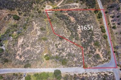 31651 Rocking Horse Rd., Escondido, CA 92026 - MLS#: 180005803