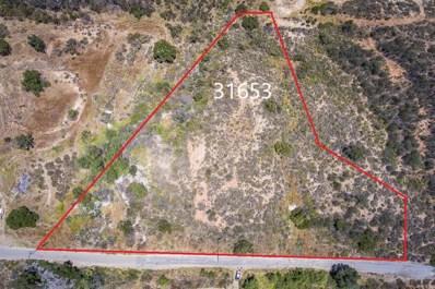 31653 Rocking Horse Rd., Escondido, CA 92026 - MLS#: 180005804