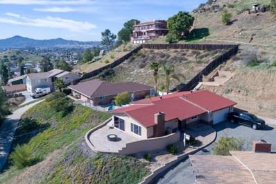 1184 Dawnridge Ave, El Cajon, CA 92021 - MLS#: 180005811