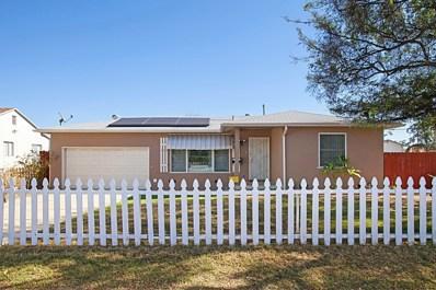 563 S Johnson, El Cajon, CA 92020 - MLS#: 180005830
