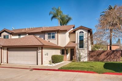 1497 E Lexington Ave UNIT B, El Cajon, CA 92019 - MLS#: 180005932