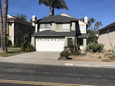 6836 Xana Way, Carlsbad, CA 92009 - MLS#: 180005935