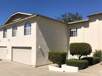 2560 Bancroft UNIT 3, Spring Valley, CA 91977 - MLS#: 180005960
