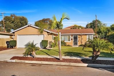 3665 Budd St, San Diego, CA 92111 - MLS#: 180005962