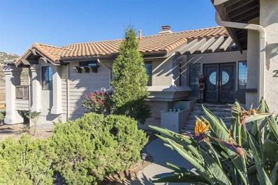 266 Wood Meadow Lane, Ramona, CA 92065 - MLS#: 180005970