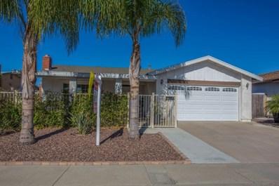 7590 Andasol, San Diego, CA 92126 - MLS#: 180005982
