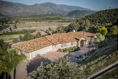 32913 Cole Grade Rd, Valley Center, CA 92082 - MLS#: 180006078