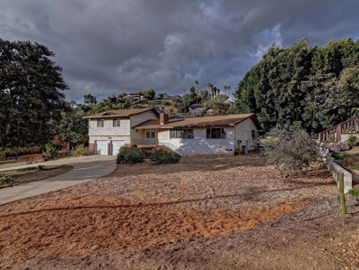 10978 Explorer Rd, La Mesa, CA 91941 - MLS#: 180006082