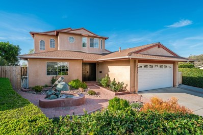 7552 Milky Way Point, San Diego, CA 92120 - MLS#: 180006160