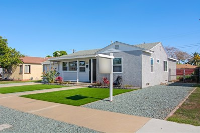 1223 Delaware St, Imperial Beach, CA 91932 - MLS#: 180006238