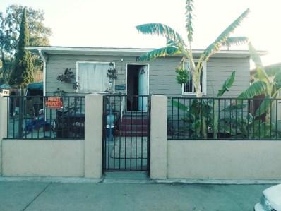 4551 F Street, San Diego, CA 92102 - MLS#: 180006241