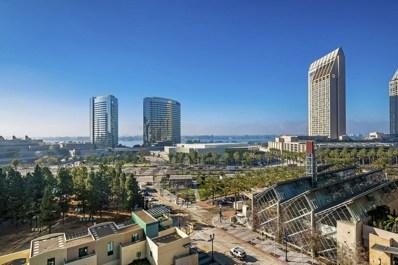555 Front St UNIT 1002, San Diego, CA 92101 - MLS#: 180006408