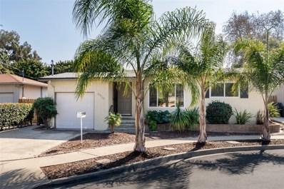 6929 Eberhart St, San Diego, CA 92115 - MLS#: 180006627