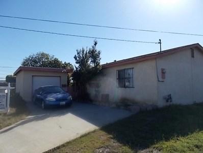 138 Quail Dr, Chula Vista, CA 91911 - MLS#: 180006632