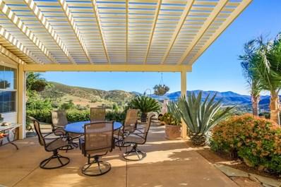 23056 Sageland Drive, Ramona, CA 92065 - MLS#: 180006740