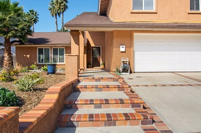 7375 Margerum Ave, San Diego, CA 92120 - MLS#: 180006817