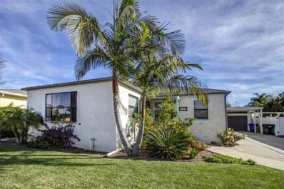 4757 49th Street, San Diego, CA 92115 - MLS#: 180006871