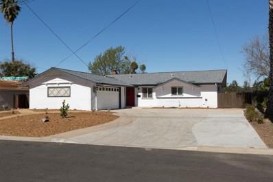 12410 Buckskin Trail, Poway, CA 92064 - MLS#: 180006918