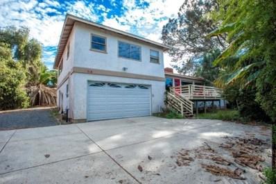 518 N Rios, Solana Beach, CA 92075 - MLS#: 180006998