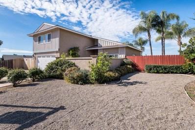 1319 Vista Verde Way, Escondido, CA 92027 - MLS#: 180007049