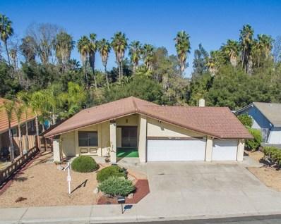 1410 Via Christina, Vista, CA 92084 - MLS#: 180007311