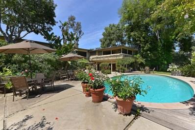 5516 Avenida Maravillas, Rancho Santa Fe, CA 92067 - MLS#: 180007421
