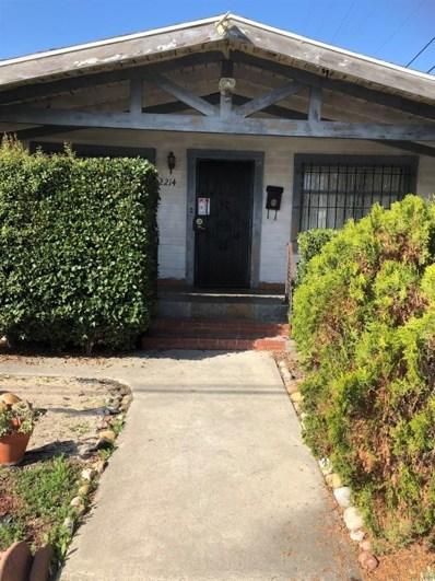 2214 31St St, San Diego, CA 92104 - MLS#: 180007438