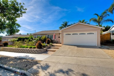 3127 Thunder Dr, Oceanside, CA 92056 - MLS#: 180007527