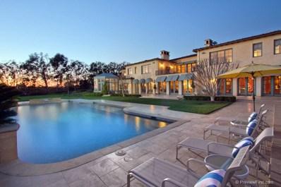 6405 Primero Izquierdo Street, Rancho Santa Fe, CA 92067 - MLS#: 180007572