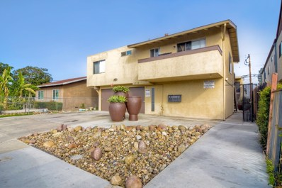 5332 Wightman, San Diego, CA 92105 - MLS#: 180007590